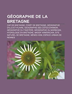 Gographie de La Bretagne: Armor, Argoat