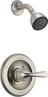 delta shower head and hand shower combo