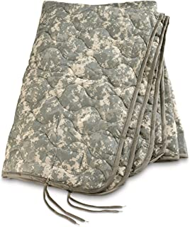 Military Outdoor Clothing Previously Issued ACU Digital Camo Poncho Liner