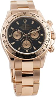 Rolex Daytona Automatic-self-Wind Male Watch 116505 (Certified Pre-Owned)