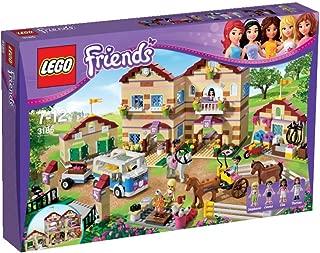 lego friends summer riding camp