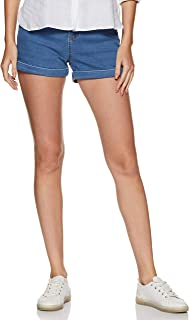 AKA CHIC Women's Denim Shorts