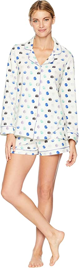 Classic Shorty Pajama Set