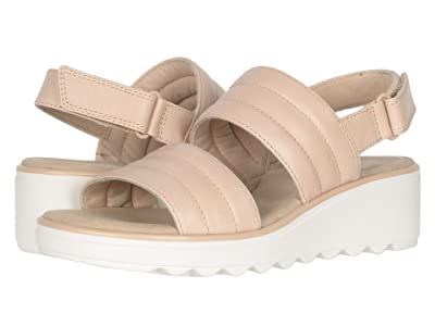 Clarks Jillian Flow (Blush Leather) Women