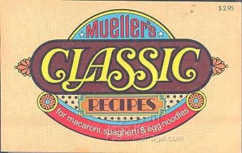 mueller's spaghetti recipe