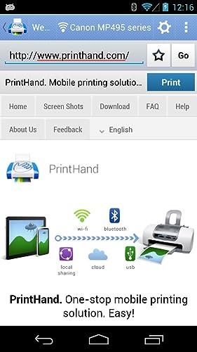 『PrintHand Premium - ワンストップモバイル印刷ソリューション』の7枚目の画像