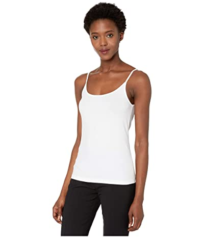 Lilla P Stretch Layering Camisole (White) Women