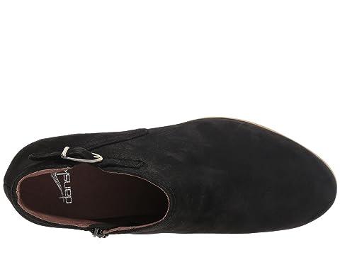Nubuckchocolate Bruñido Negro Dansko Ternero Henley Calftaupe Z6AOOW