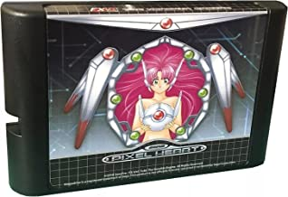 Royal Retro Unité FX Yuki le moteur Henshin pour cartouche de jeu Sega Genesis Mega Drive 16 bits Console NTSC et PAL (Éta...