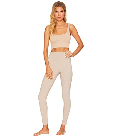 Beach Riot Ayla Leggings (Tan) Women