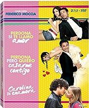 Pack Federico Moccia: Perdona Si Te Llamo Amor + Perdona Pero Quiero Casarme Contigo + Carolina Se Enamora