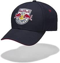 Red Bull Salzburg Crest Gorra, Azul Niños Talla única Cap, FC Salzburg Original Ropa & Accesorios