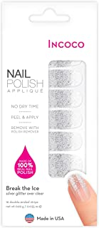 Incoco Nail Polish Applique - Break The Ice (Pack of 1)