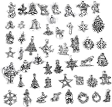 Annmors Christmas Carousel Charms 925 Sterling Silver Beads Charm for Jewellery Making,Wife Christmas Gifts Fits European Womens Bracelets /& Necklaces