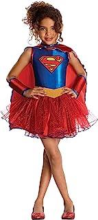 فستان سوبر جيرل توتو للاطفال من سلسلة جاستس ليج