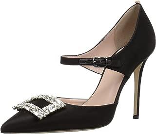 SJP by Sarah Jessica Parker Womens Trinity SA Trinity Black Size: