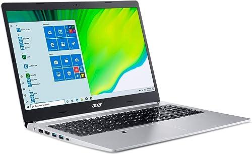 "wholesale Acer Aspire 5 A515-44-R93G, 15.6"" Full HD, AMD Ryzen online sale 3 4300U Mobile Processor with Radeon Graphics, 4GB DDR4, 128GB NVMe SSD, WiFi 5, HD Webcam, Fingerprint Reader, Backlit Keyboard, 2021 Windows 10 S outlet sale"