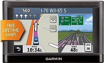 """Garmin Nuvi 55LM 5"""" visualización táctil coche Sat Navegación GPS W/Lifetime Maps 0119–801(Refurbished Certificado)"""