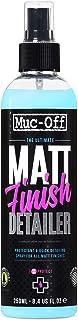 Muc-Off Matt finish detalj 250 ml – cykelrengöring premium skydds- och vårdspray för matt och sidenmatt lack – för användn...