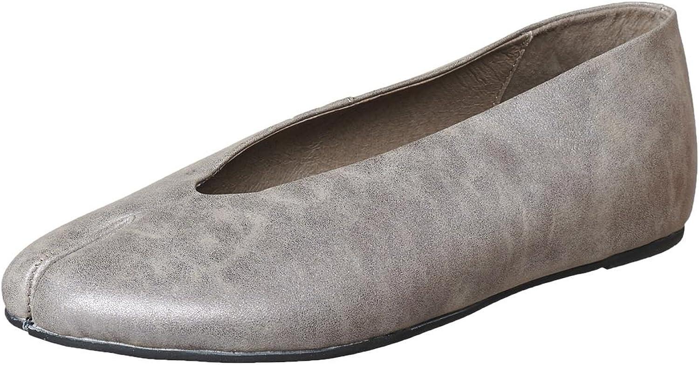 Antelope Women's 106 Metallic Leather Hi-V Ballet shoes