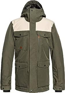 QUIKSILVER Men's Raft 10k Snow Jacket