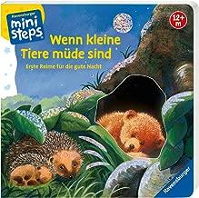 Ministeps: Wenn Kleine Tiere Muede Sind (German Edition)