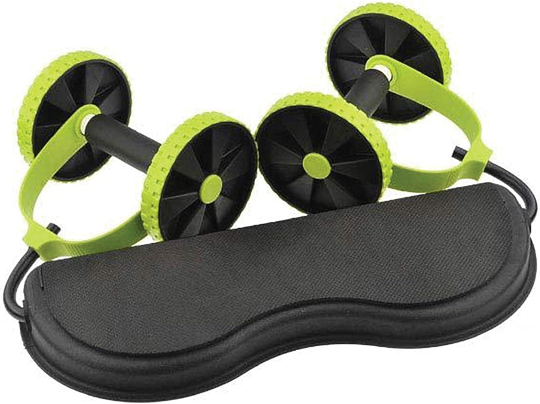 QTOKO Flexifit - Dispositivo de fitness para hombre y mujer, kit deportivo y crono, muscular, muscular, muslos, brazos, entrenamiento en casa