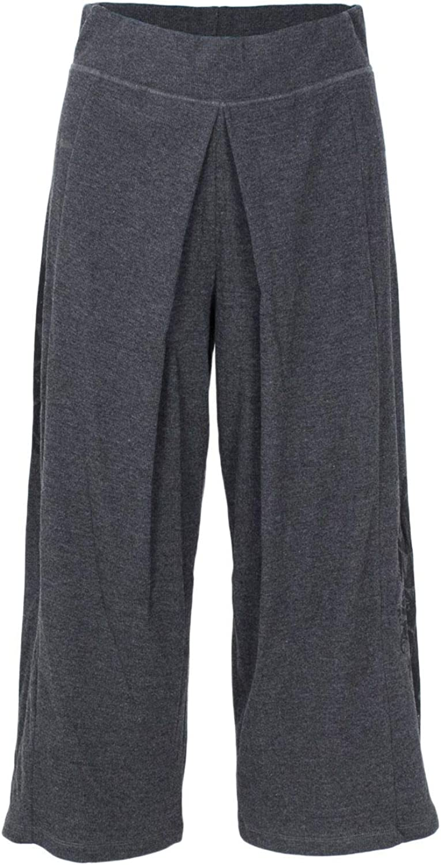 Desigual Women's 18WOPK01GREY Grey Cotton Pants