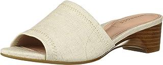 Taryn Rose Women's Nicolette Slide Sandal natural 5.5 M M US