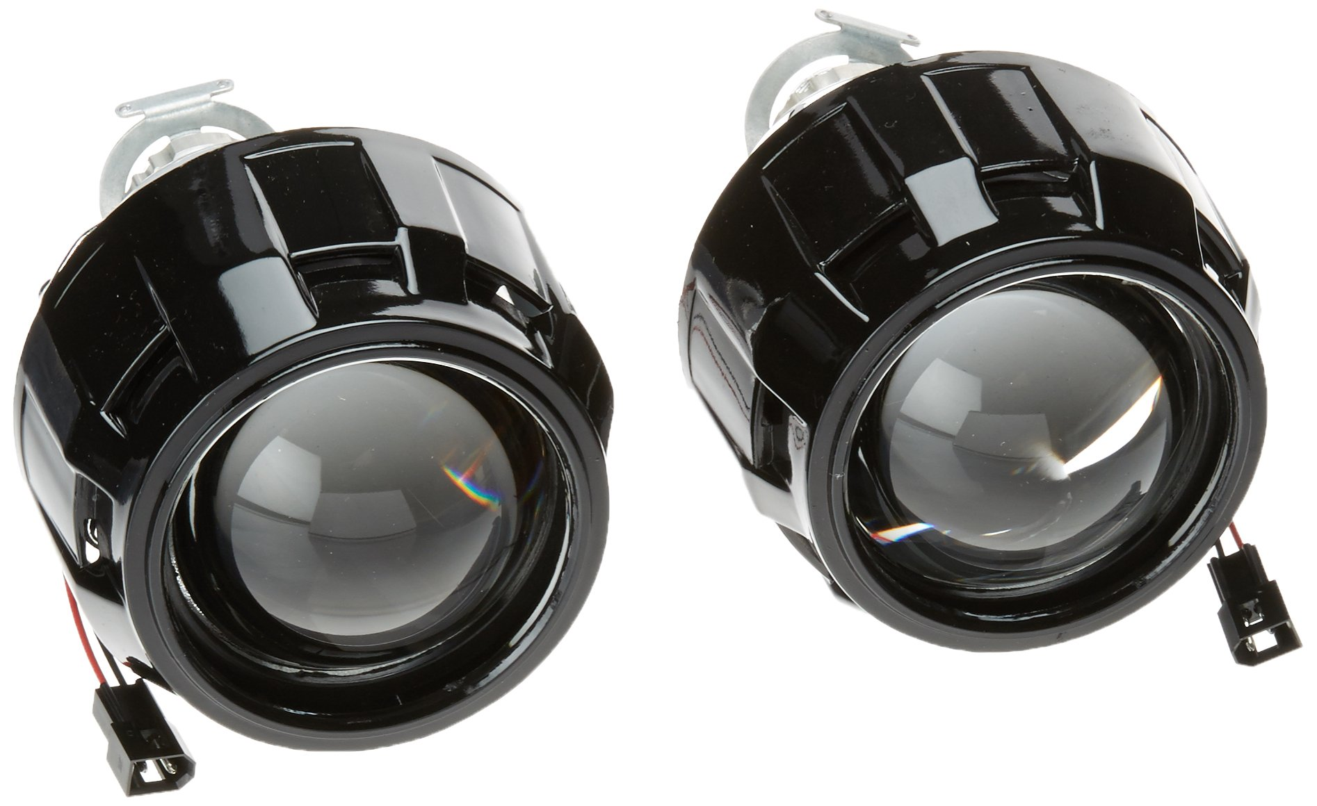 2pcs Mini Bi-Xenon 2,5