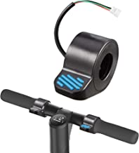 TOMALL Electric Scooter Thumb Throttle Accelerator Throttle Accelerator Replacement Parts Throttle Pedal Replacement Elect...