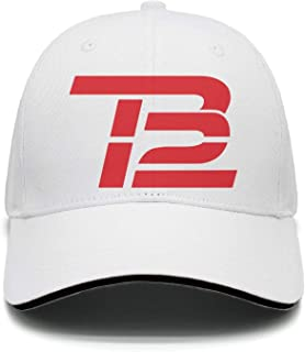 Mens Womens Custom Adjustable Golf Snapback Hats