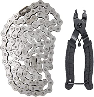 415H 110L Motorized Bicycle Chain+Chain...
