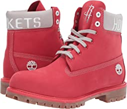 "Houston Rockets 6"" Premium Boot"
