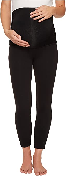 Beyond Yoga - Fold-Over Maternity Leggings