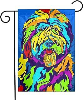 Carolines Treasures Dandie Dinmont Terrier Christmas Floor Mat 19hx27w Multicolor