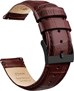 Best brown leather watch band Reviews