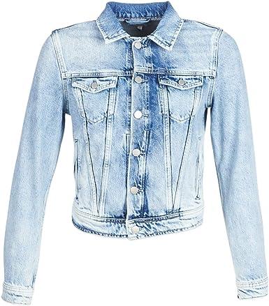 Pepe Jeans Core Jacket Chaqueta vaquera para Mujer