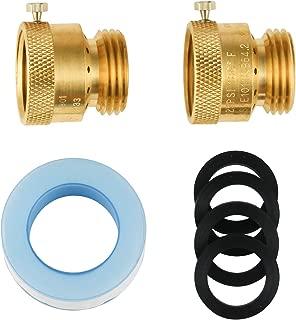 Best faucet anti siphon valve Reviews