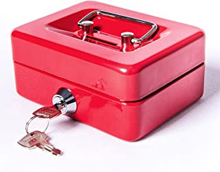 piggy bank with lock and key