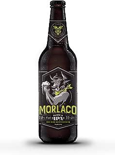 Cerveza artesana Morlaco Tropical IPA (Pack 12 botellines)