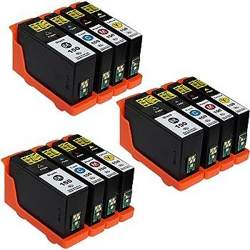 ESTON 3 for Lexmark 150 XL 14N1614 Black High Yield Ink Cartridge Set Pro715 Pro 915 S315 S415 S515