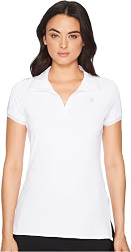 Eleven by Venus Williams - Pique Collection Mentor Polo