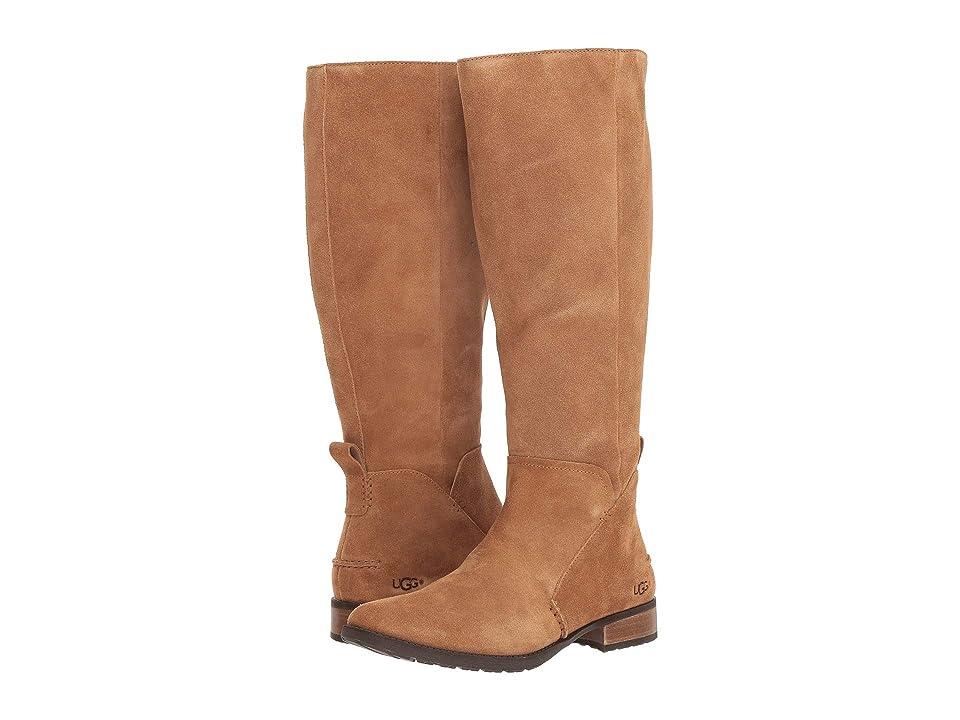 UGG Leigh Boot (Chestnut) Women