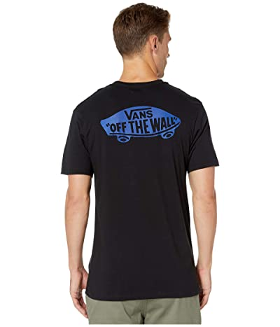 Vans OTW Classic Tee (Black/Surf The Web) Men