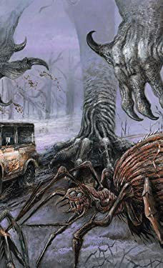 It Came From The Mist: Mist Creature Art by Glenn Chadbourne