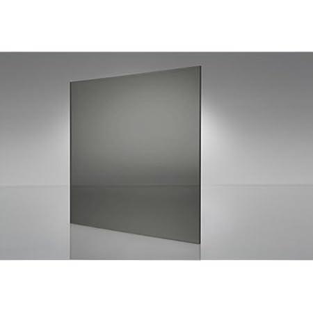 "Tinted Lexan Sheet 1//16/"" x 48/"" x 96/"" Solar Gray color #130 Polycarbonate"