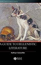 Guide to Hellenistic Literature