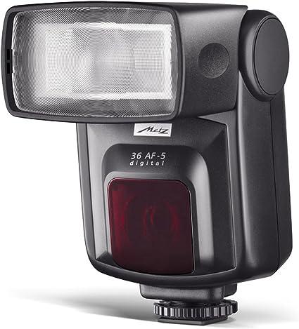 Metz Mecablitz 36 Af 5 Digital Für Nikon Kamera
