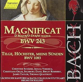 Magnificat Bwv243